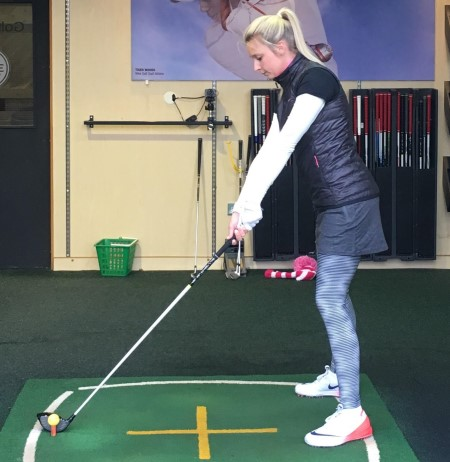 Getting power and Consistency into your Golf Swing