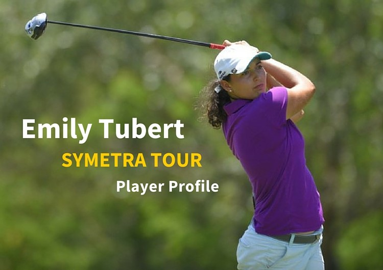 Emily Tubert - Symetra Tour profile