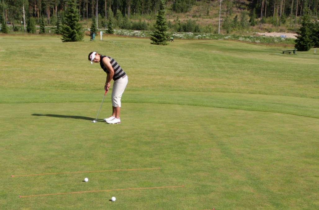 Control Your Putting Distance With This Easy Drill