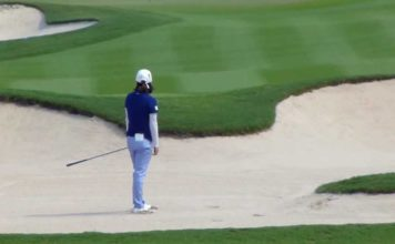 How to Play the Fairway Bunker Shot Cathy Kim