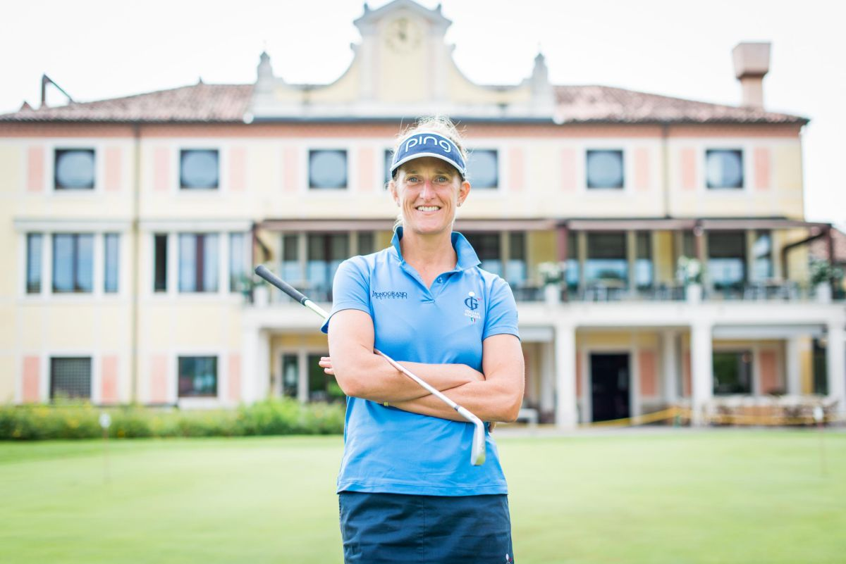 Join Lpga Player Giulia Sergas For A Dream Golf