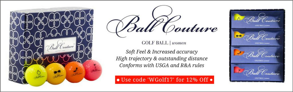 Ball Couture 12 percent discount code WGolf17