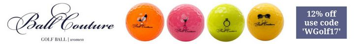 Ball Couture Women's Golf Ball