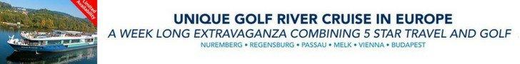 Luxury European Golf Cruise