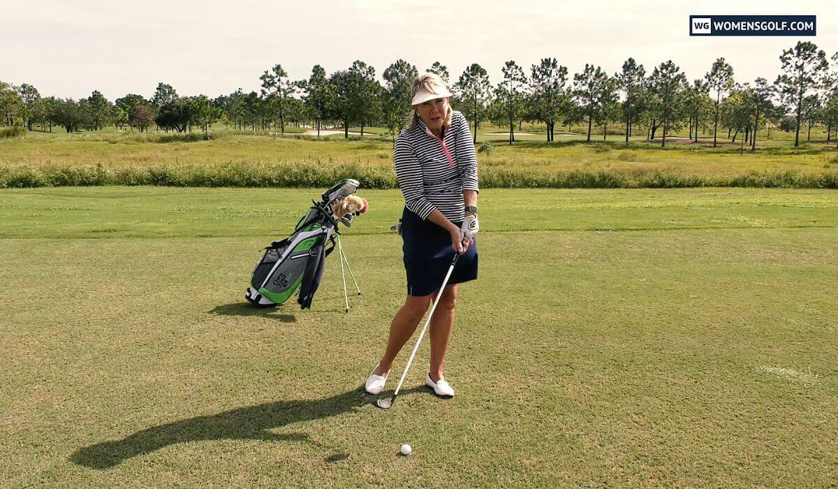 Cindy Millers Anti Slice Drill