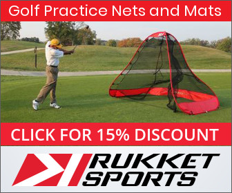 Golf Practice Nets and Mats Rukket Sports