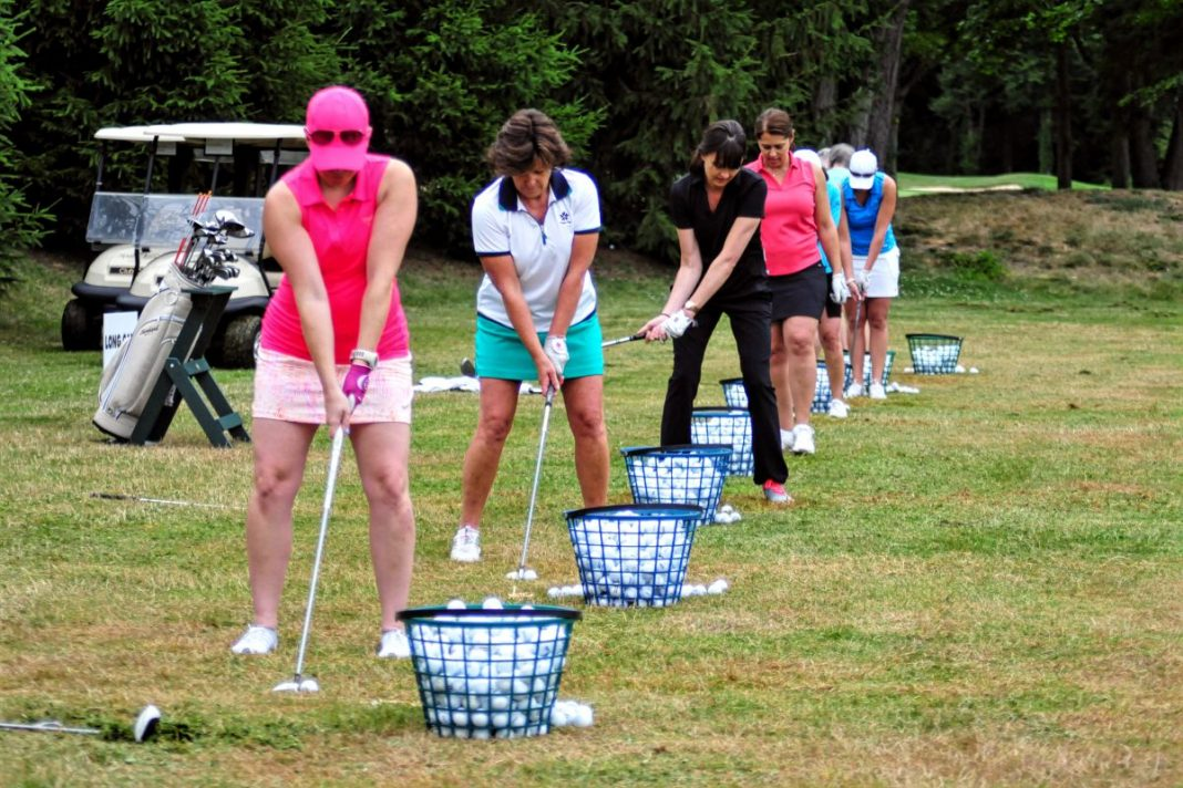 Heres how to avoid wasting time on the practice range - Deb Vangellow - Womens Golf