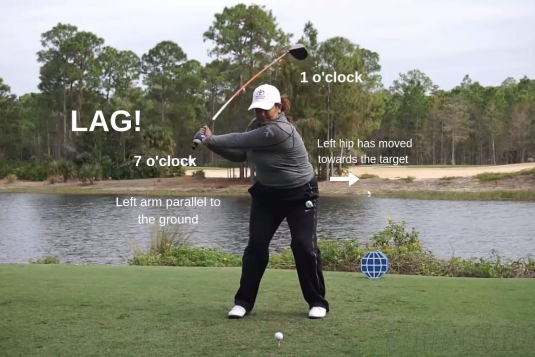 What You Can Learn From Lizette Salas' Swing | WomensGolf com