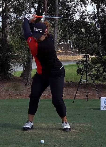Think of the Top of Your Backswing as a Roller Coaster