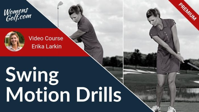 Swing Motion Drills Cover